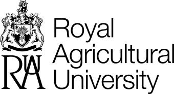 Logo for Royal Agricultural University