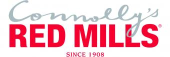 Logo for Connolly's RED MILLS