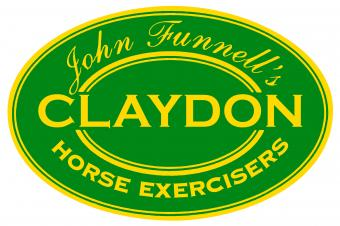 Logo for Claydon Horse Exercisers