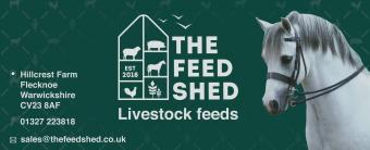Logo for The Feed Shed