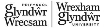 Logo for Wrexham Glyndwr University