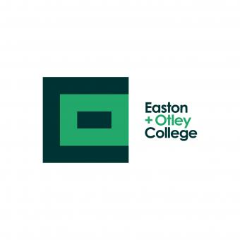 Logo for Easton & Otley College