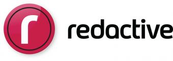 Logo for Redactive Publishing Ltd.
