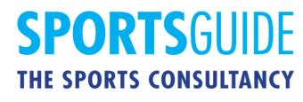 Logo for Sportsguide Ltd.