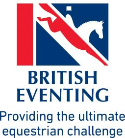 Logo for British Eventing Ltd.
