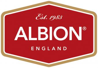 Logo for Albion Saddlemakers
