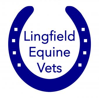 Logo for Lingfield Equine Vets