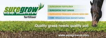 Logo for Suregrow UK Ltd.