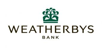 Logo for Weatherbys Bank