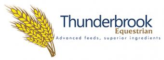 Logo for Thunderbrook Equestrian Ltd.