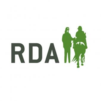 Logo for Riding For The Disabled