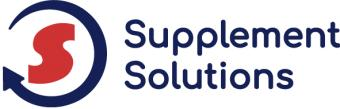 Logo for Supplement Solutions