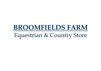 Logo for Broomfields Farm Equestrian & Country Store