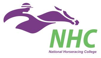 Logo for National Horseracing College