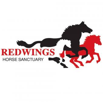 Logo for Redwings Horse Sanctuary