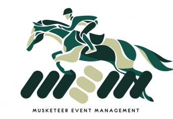 Logo for Musketeer Event Management